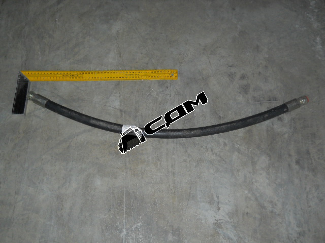РВД  на цилиндр поворота промежуточный CDM833 2-16-21/830/Г27/Г27